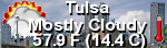 All Of Tulsa Temperature 73.0 F (22.8 C) Overcast